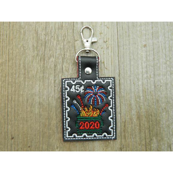 Keychain - Commemorative 2020 4th of July