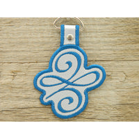 Keychain - New Beginnings Symbol