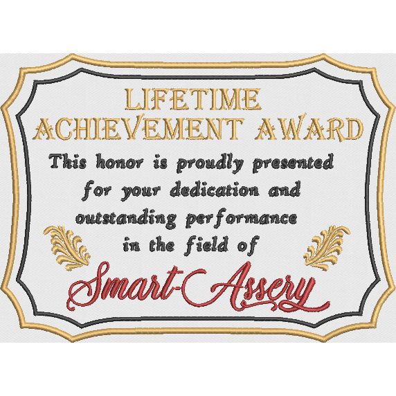 Lifetime Achievement Award