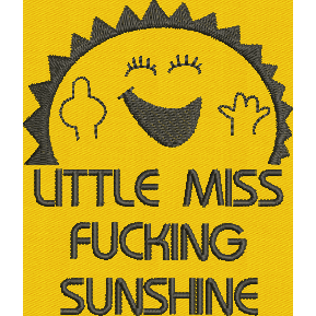 Little Miss Sun - 4X4