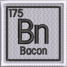 Patch - Periodic Bacon
