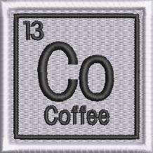 Patch - Periodic Coffee