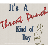 Throat Punch Day