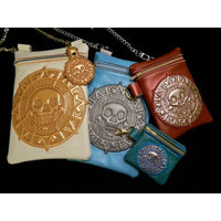 ZipBag 7X10 - Trapunto Pirate Coin