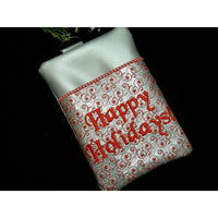 ZipBag 5X7 - Happy Holidays