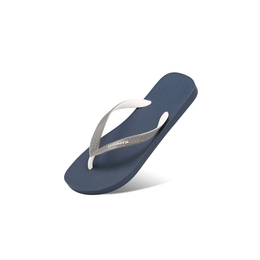 Hotmarzz Men's Soft Sandals Grey