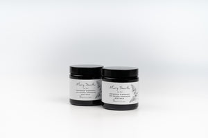 Body Balm Gift Set - Lemongrass, Geranium & Bergamot (120ml)