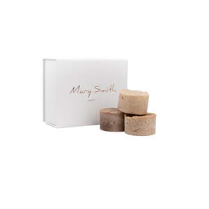 Deep Cleansing Soap Set - Vanilla & Sandalwood