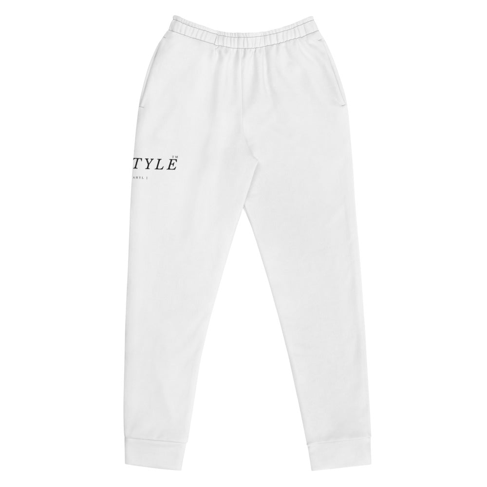 Cosy Cotton Blend 'It's a Lifestyle' Joggers