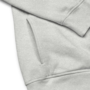 Organic cotton 'It's a lifestyle' hoodie