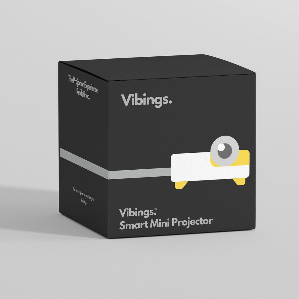 Mini Projector - Vibings™ Galaxy Projectors and LED Strip Lights / Home Lighting Setups