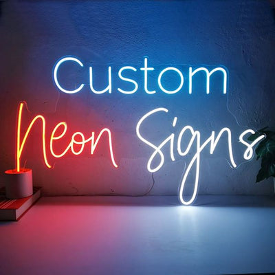Neon Sign - Vibings™ Galaxy Projectors and LED Strip Lights / Home Lighting Setups