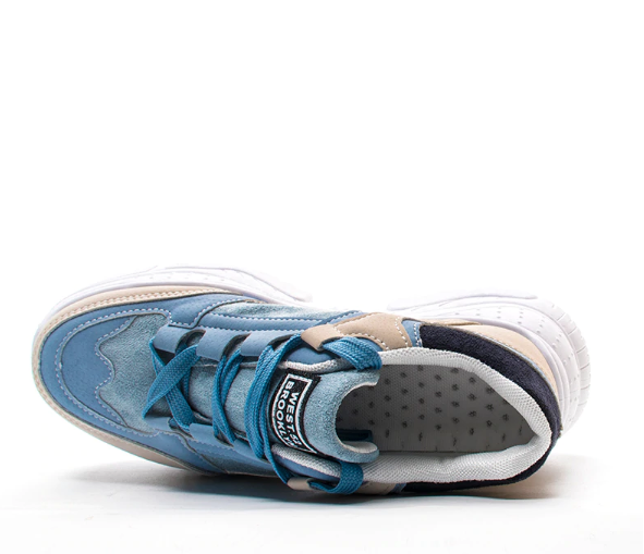 West Brooklyn 52 Breathable Platform Women's Shoes - Blue