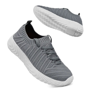 EasyStep Breeze Superlight Shoes for Him&Her -  Gray White