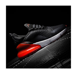 AIR AIC 270 Light Running Men's Shoes - Black-Red