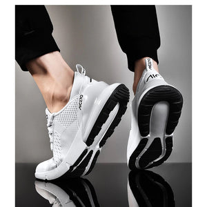 AIR AIC 270 Light Running Men's Shoes - White