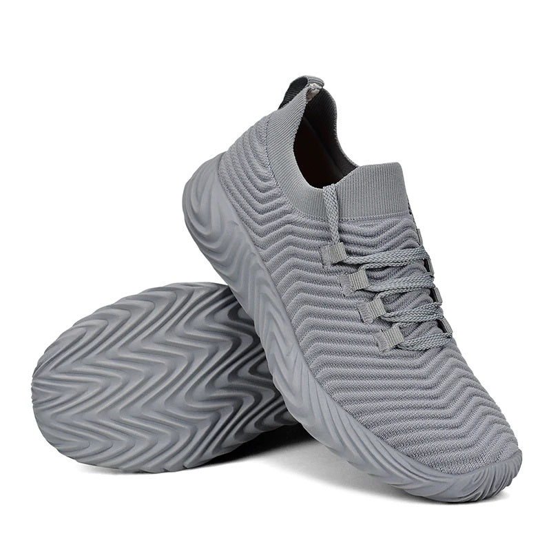 EasyStep Wave Superlight Shoes for Him&Her - Light Gray
