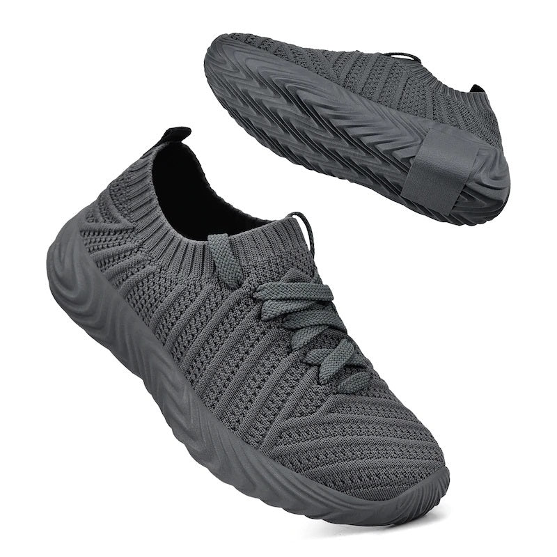 EasyStep Breeze Superlight Shoes for Him&Her - Dark Gray