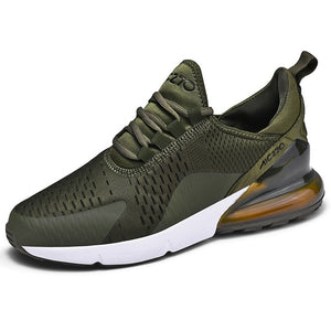 AIR AIC 270 Light Running Men's Shoes - Dark Green