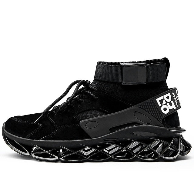 Blade 2.0 Urban Series Men's Shoes - Black-White