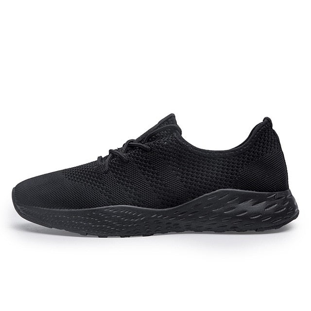 EasyStep Classic Light Running Shoes for Him&Her - Black