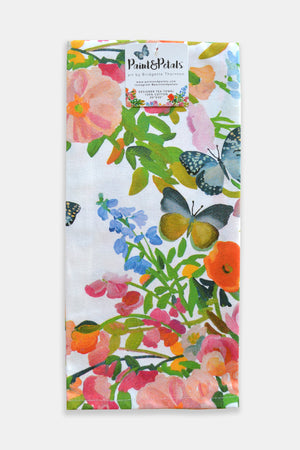 Hidden Butterfly Tea Towel