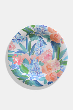 Pacific Blue Salad Plate