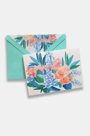 Pacific Blue Assorted Card Set