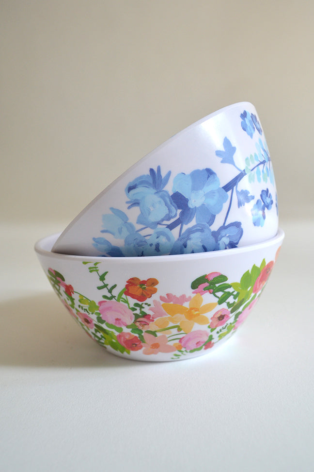 Pacific Blue Small Bowl