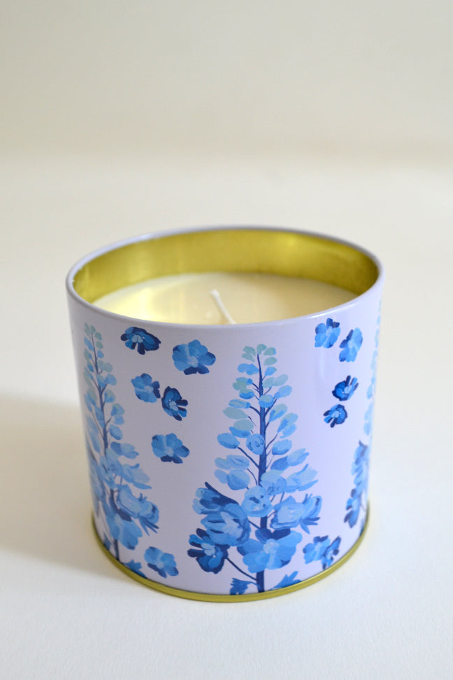 Pacific Blue Candle