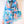Load image into Gallery viewer, Pacific Blue Long Scarf