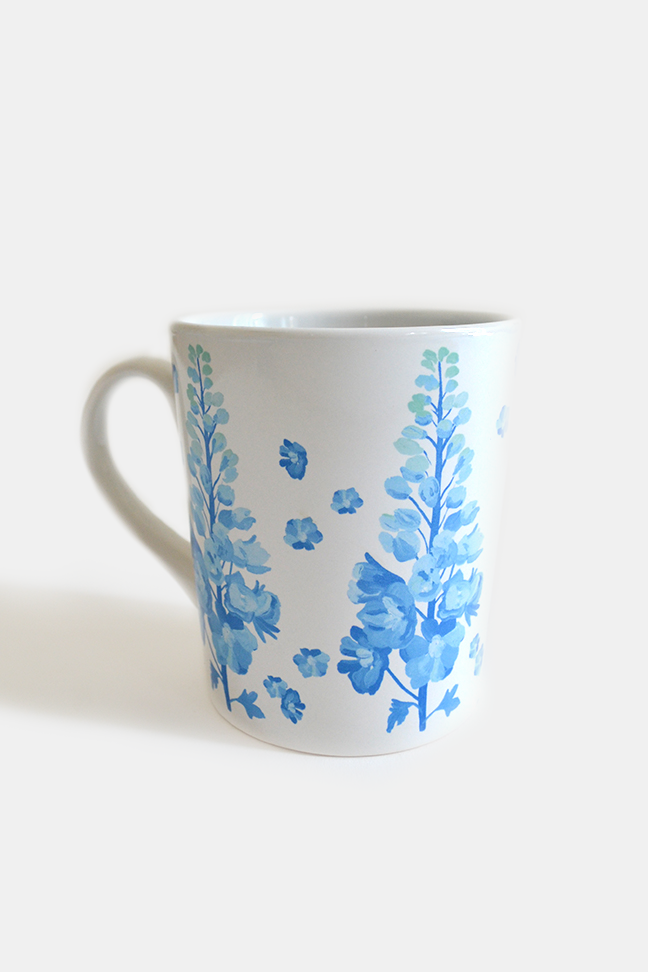 Pacific Blue Ceramic Mug