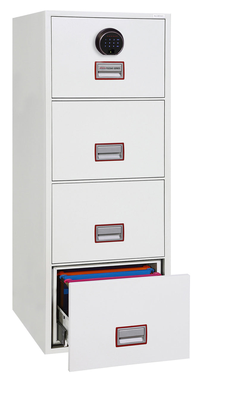 Phoenix World Class Vertical Fire File FS2260 Filing Cabinet