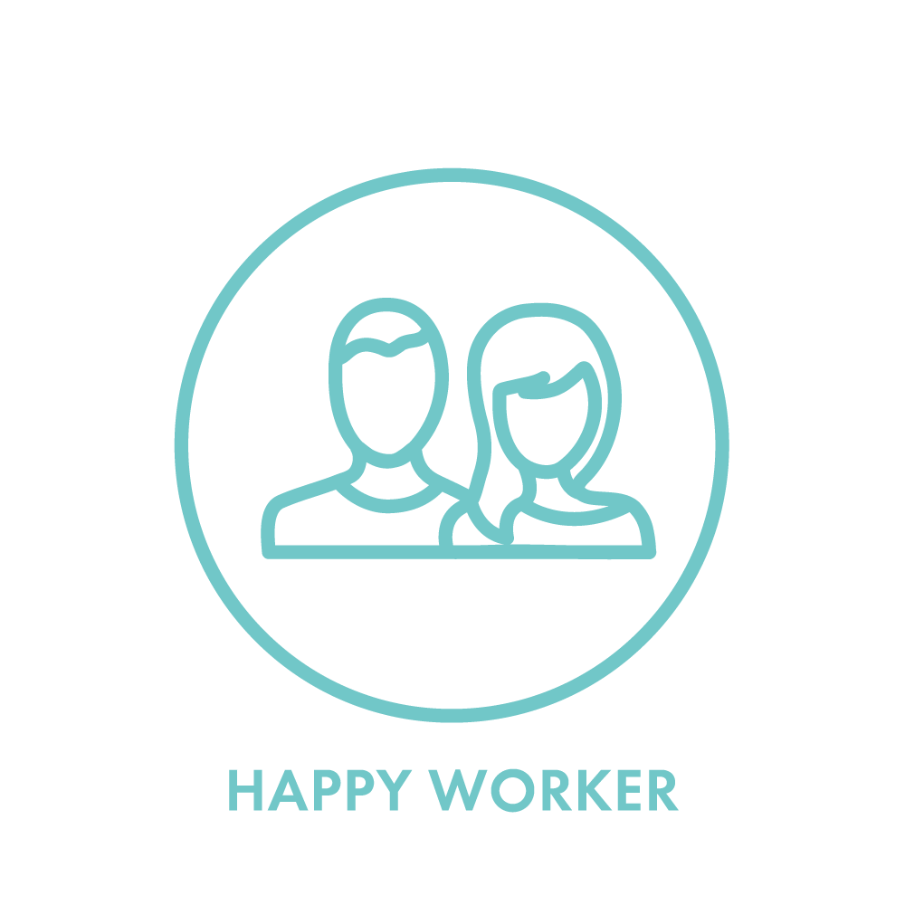 Happy Worker - INRUCA