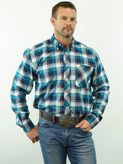 Outlaw - Plaid Option Cuff, Classic Fit Shirt