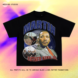 MARTIN LUTHER KING JR  DONATION TEE