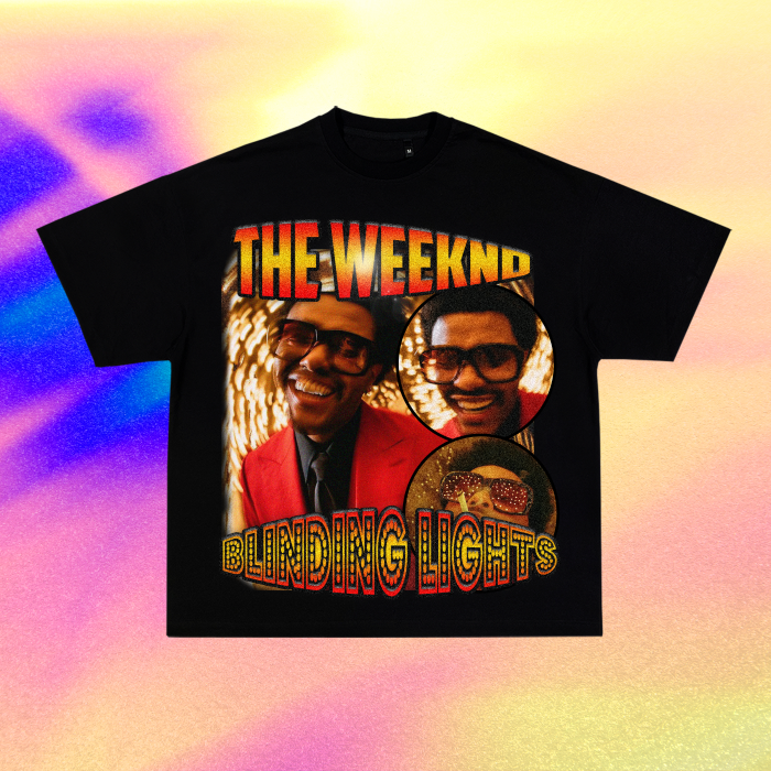 THE WEEKND TEE
