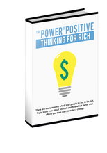 Load image into Gallery viewer, The Power of Positive Thinking for Rich Ebook - Motivational Printables