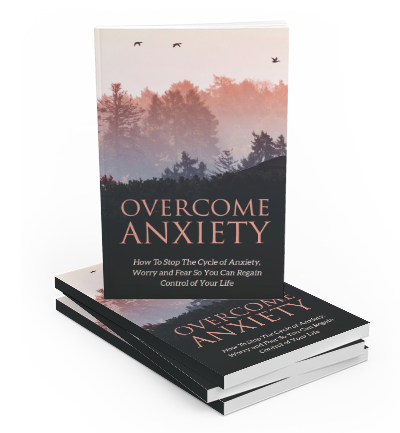 Overcome Anxiety Ebook - Motivational Printables