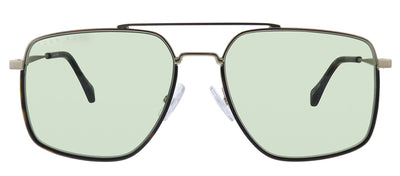 Hugo Boss BOSS 1091/S CGS Aviator Metal Gold Sunglasses with Blue Assorber Lens