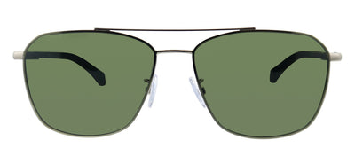 Hugo Boss BOSS 1103/F/S 3YG Aviator Metal Gold Sunglasses with Green Lens