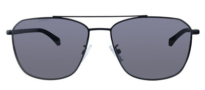 Hugo Boss BOSS 1103/F/S 807 Aviator Metal Black Sunglasses with Grey Cp Pz Lens