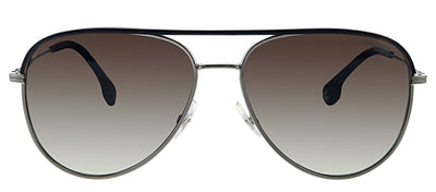 Carrera CA Carrera209 85K Aviator Metal Havana Sunglasses with Brown Gradient Lens
