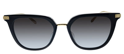 Dolce & Gabbana DG 4363F 501/8G Square Plastic Black Sunglasses with Grey Gradient Lens