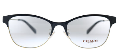 Coach HC 5111 9346 Cat-Eye Metal Black Eyeglasses with Demo Lens