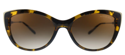 Michael Kors South Hampton MK 2127U 300613 Cat-Eye Metal Havana Sunglasses with Brown Gradient Lens