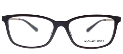 Michael Kors Telluride MK 4060U 3344 Rectangle Plastic Purple Eyeglasses with Demo Lens