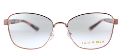 Tory Burch TY 1061 3273 Butterfly Metal Pink Eyeglasses with Demo Lens