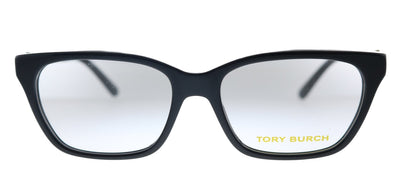 Tory Burch TY 2107 1798 Square Plastic Black Eyeglasses with Demo Lens
