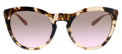 Tory Burch TY 7137 172614 Cat-Eye Plastic Pink Havana Sunglasses with Brown Gradient Lens